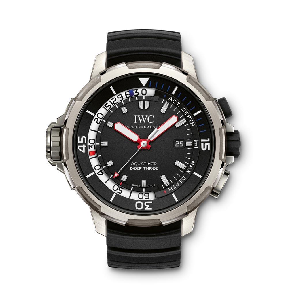 IWC Aquatimer Deep Three IW355701
