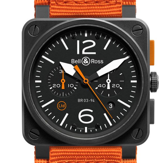 BR03-94-Carbon-Orange-Orange-canvas-strap2