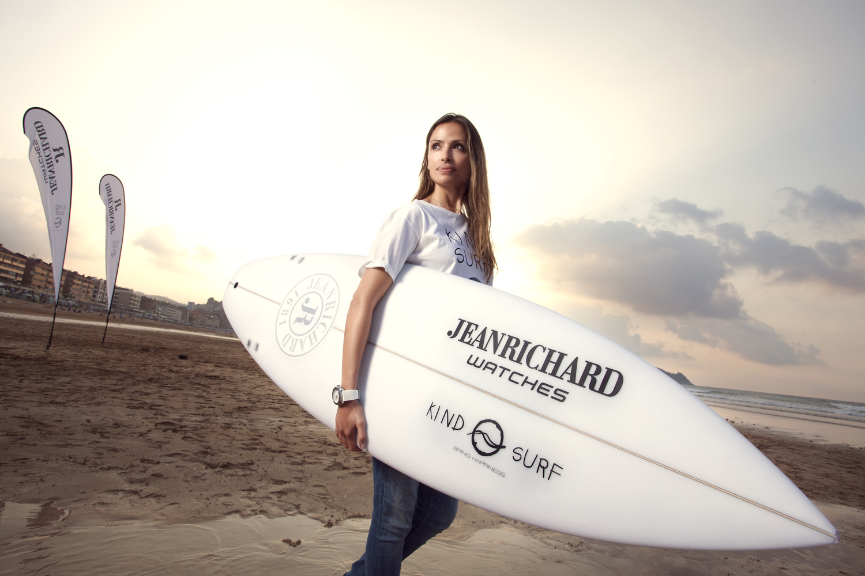 Almudena Fernández de Kind Surf