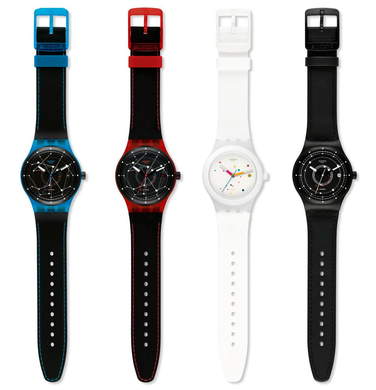 Swatch - Colección Sistem51