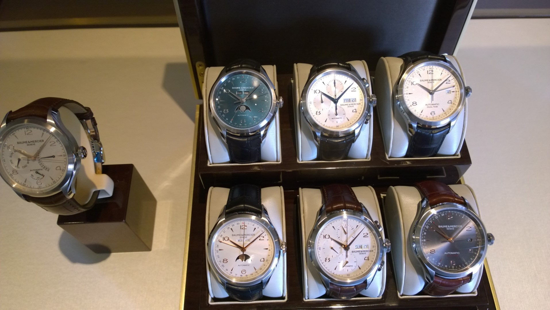 SIAR Madrid - Baume et Mercier Clifton