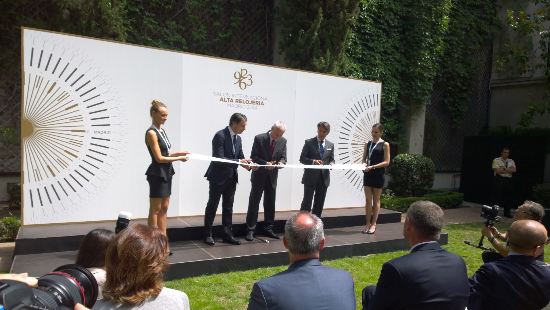 SIAR Madrid - Inauguración
