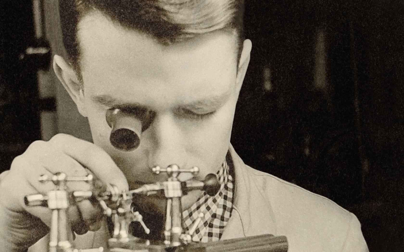 1941- El relojero Walter Lange