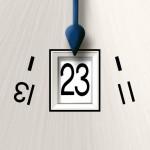 Longines 24 hours single push piece chronograph - fecha