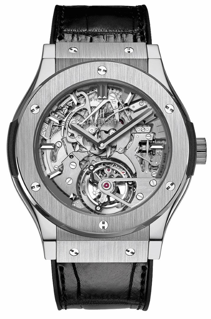 Hublot Tourbillon Cathedral Minute Repeater