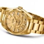 OMEGA presenta el Seamaster Aqua Terra Goldfinger
