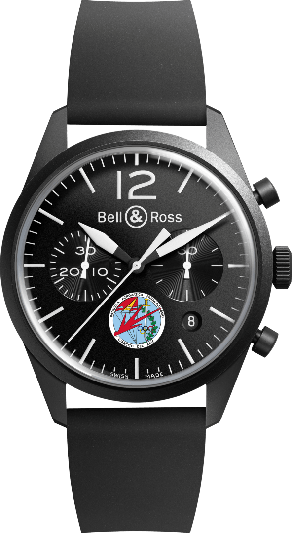 Bell & Ross BR126 Vintage Papea
