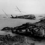 El Aksai ruso hundido en 1875