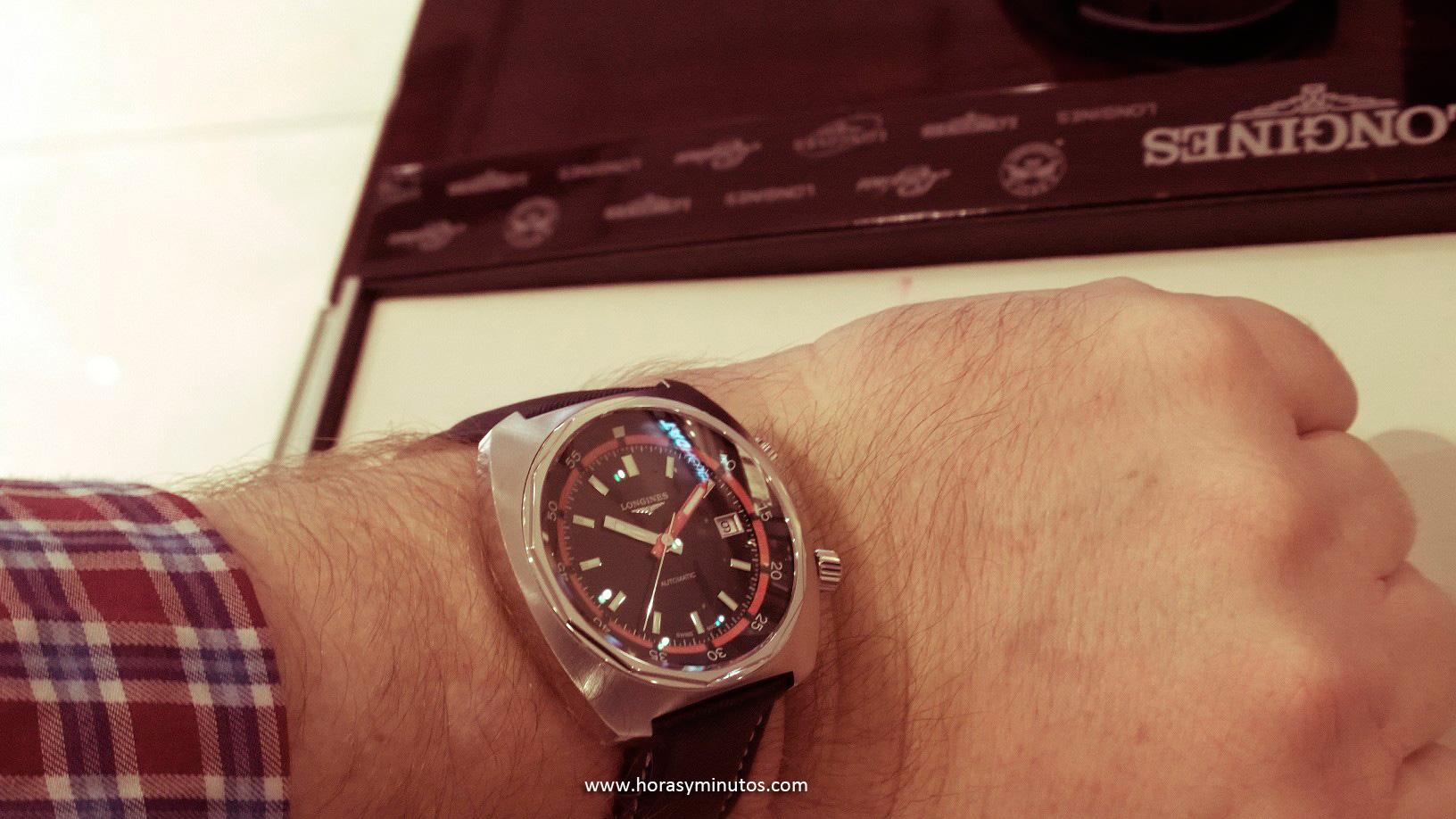 Longines Heritage Diver Chronograph - 1