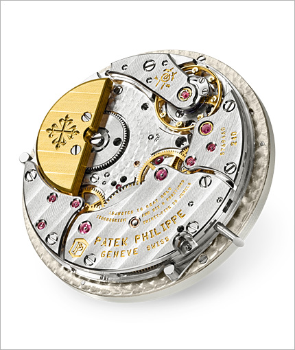 Patek Philippe World Time Moon 5575 calibre