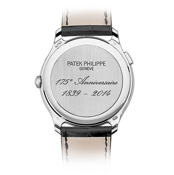 Patek Philippe World Time Moon 5575 reverso