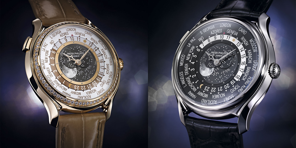 Patek Philippe World Timer Moon