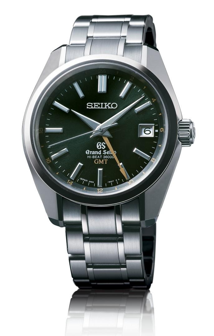 Seiko Grand Seiko Hi-Beat 36000 GMT