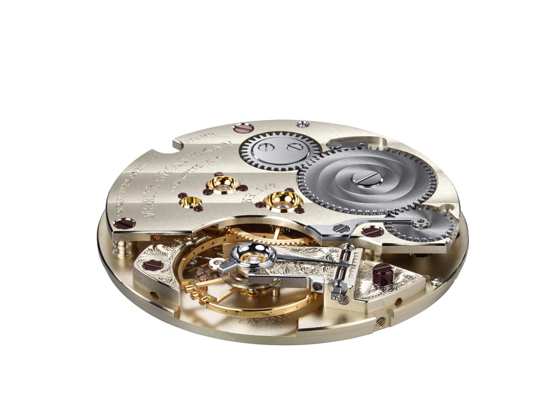 Moritz Grossmann Benu Power Reserve calibre 100.2