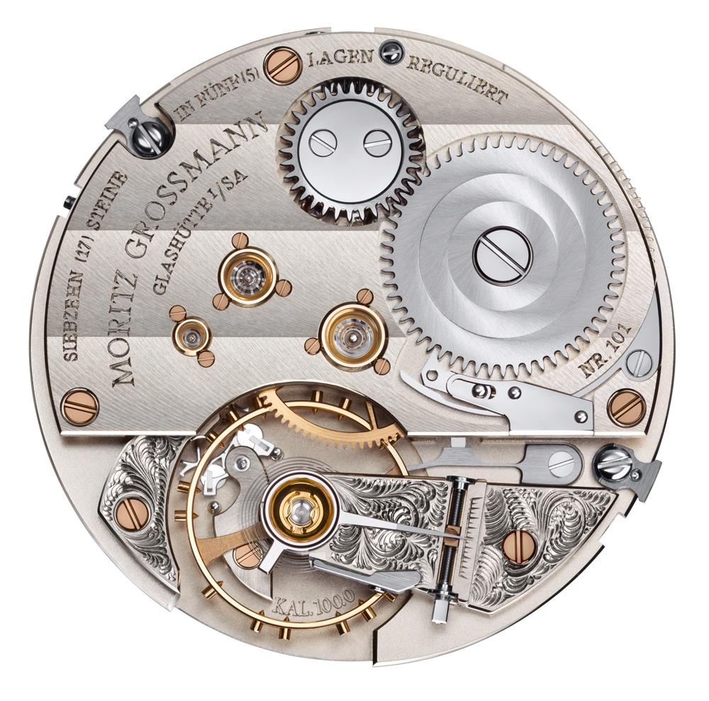 Moritz Grossmann Benu calibre 100.0