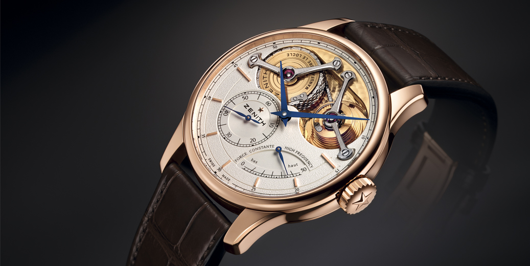 Zenith Academy Georges Favre-Jacot perfil