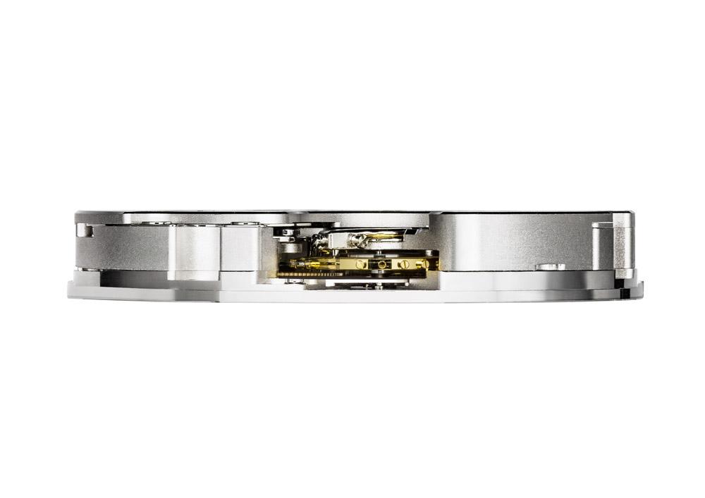 Altiplano Chronograph calibre 883P perfil
