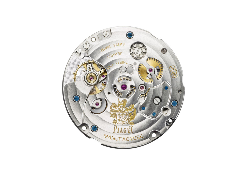Altiplano Chronograph calibre 883P