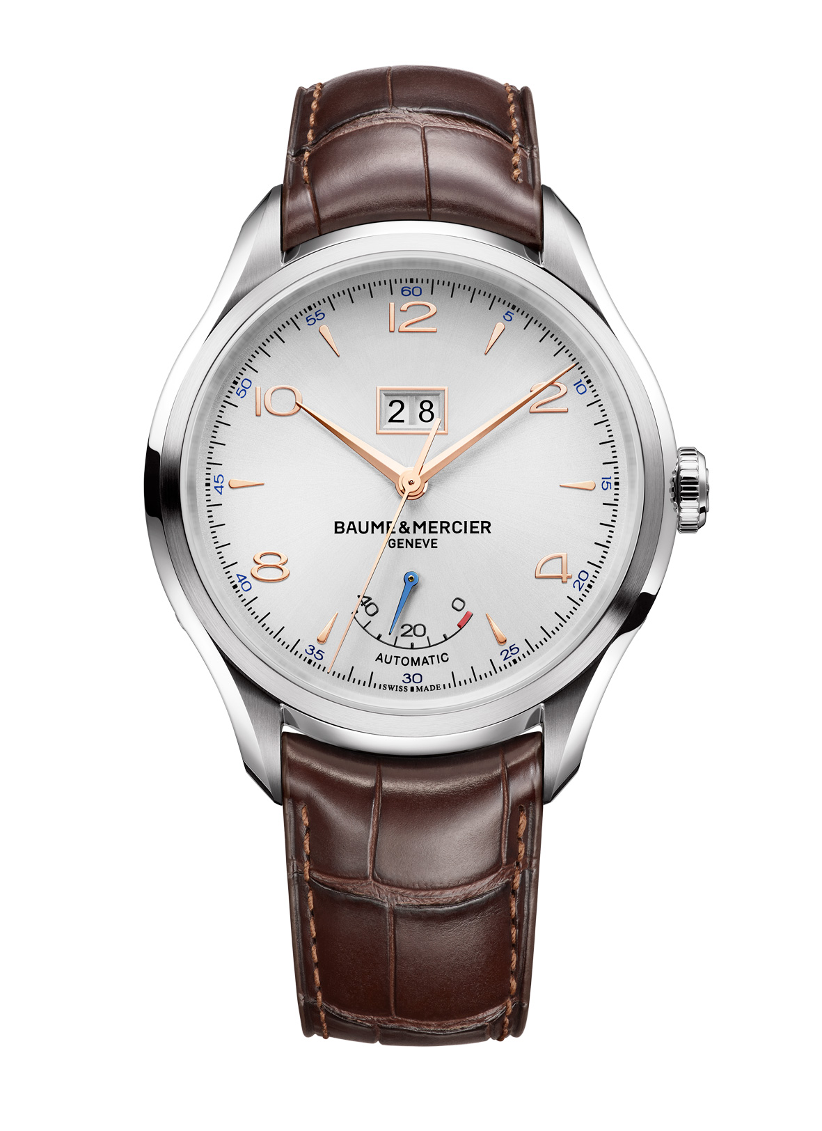 Baume & Mercier - Clifton Big Date and Power Reserve