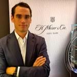 Una charla con Edouard Meylan, CEO de H. Moser & Cie.