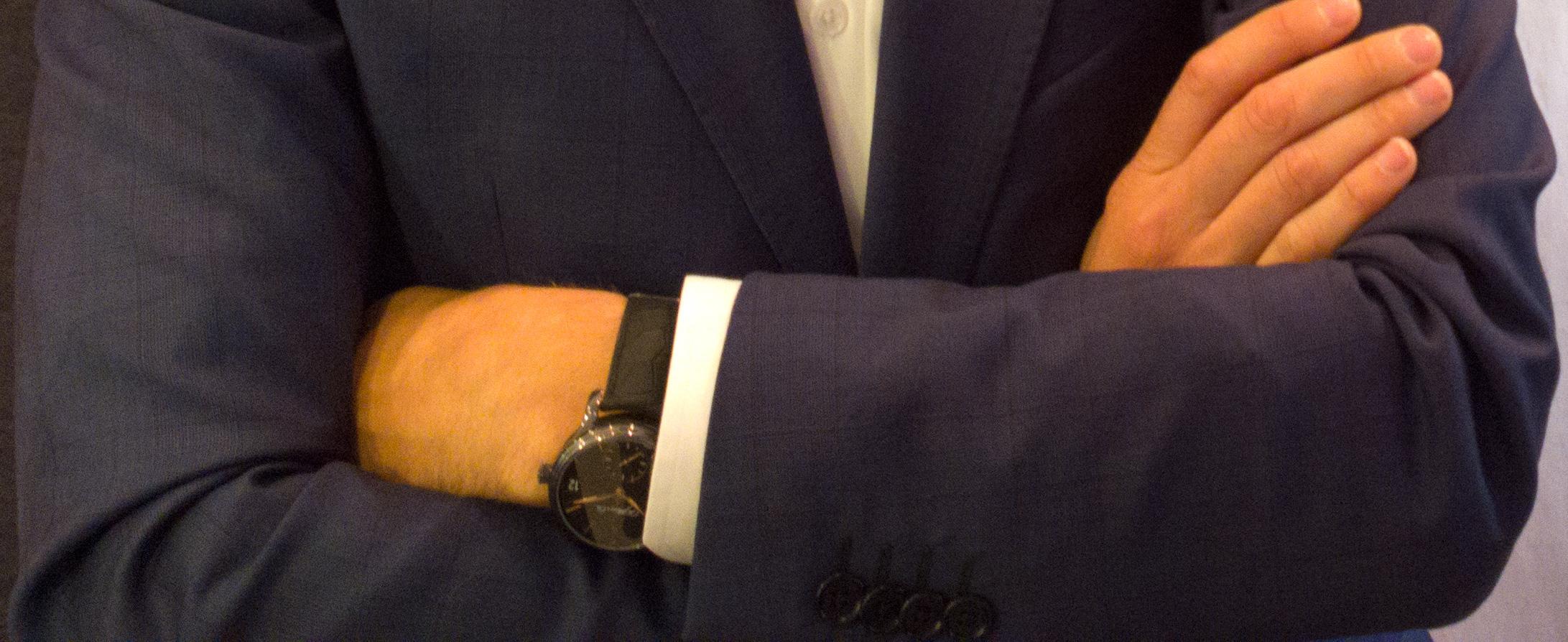 Reloj Edouard Meylan