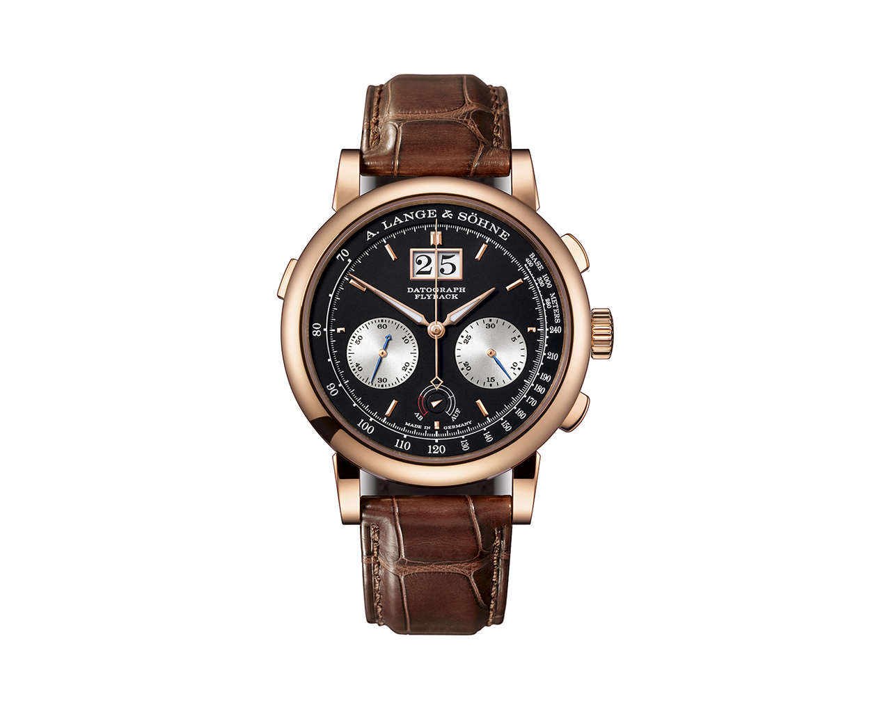 A. Lange & Sohne Datograph Up Down