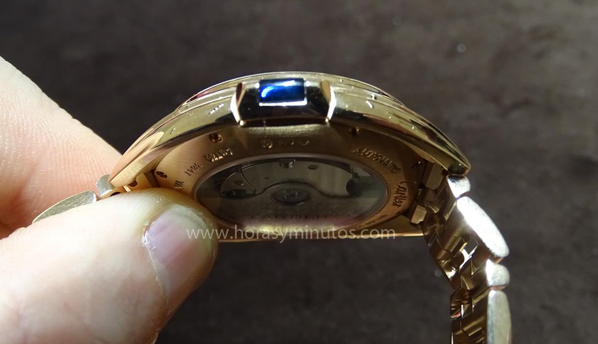 Cle de Cartier en oro rosa - corona