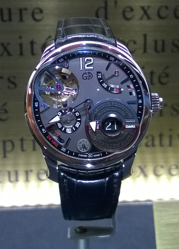 Greubel Forsey QP a Equation 1