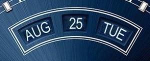 IWC Portugieser Calendario Anual con ventanas coloreadas1