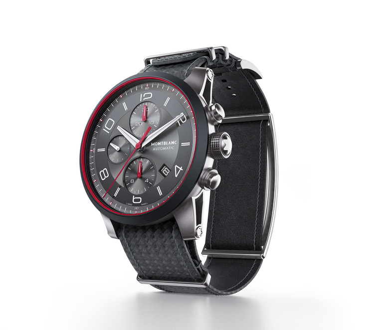 Montblanc TimeWalker Urban Speed Cronograph con e-strap