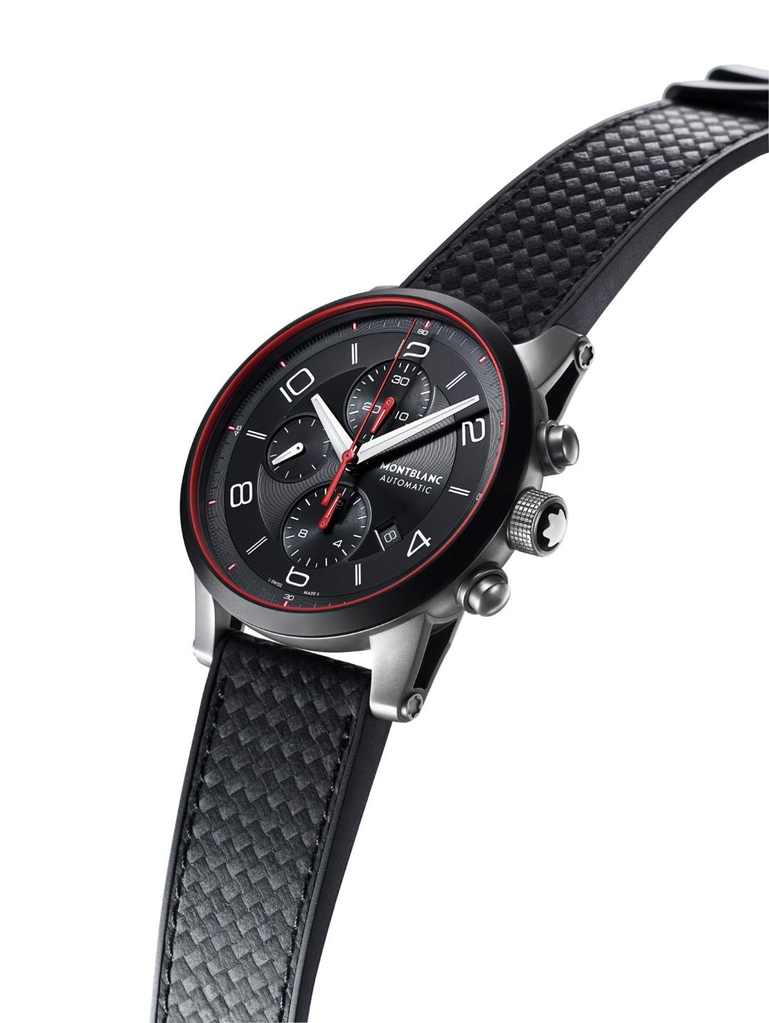 Montblanc TimeWalker Urban Speed Cronograph - perfil