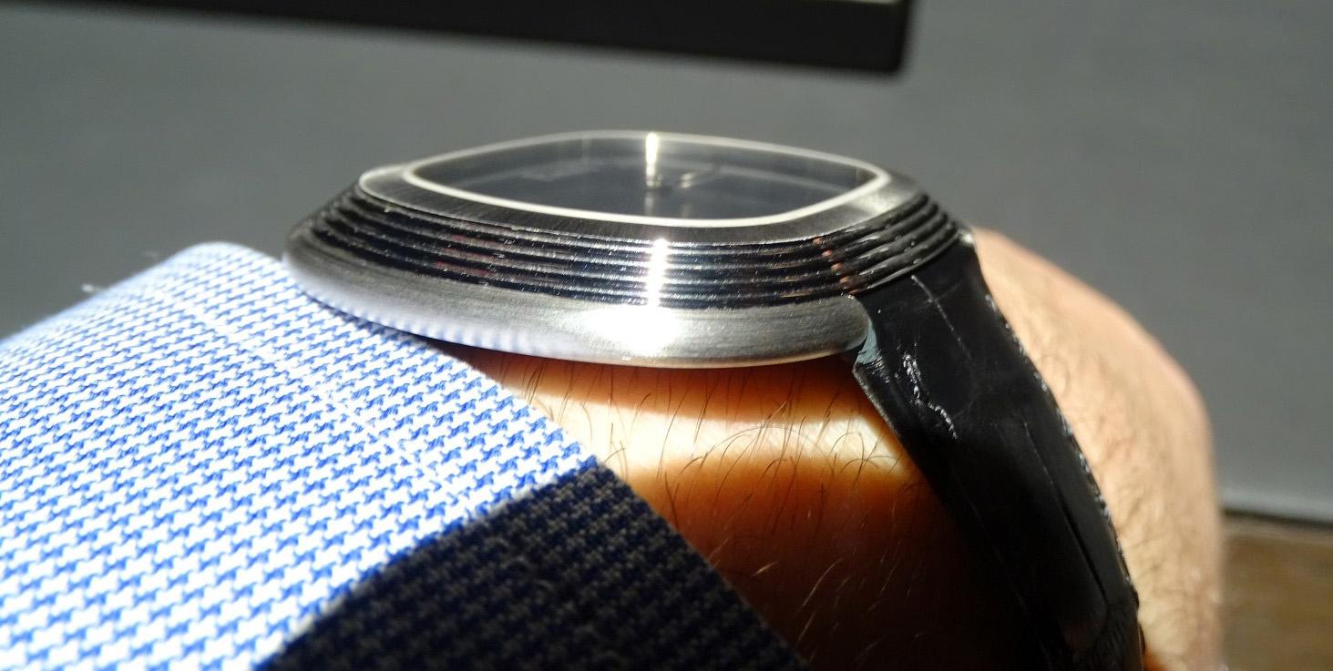 Piaget Black Tie perfil