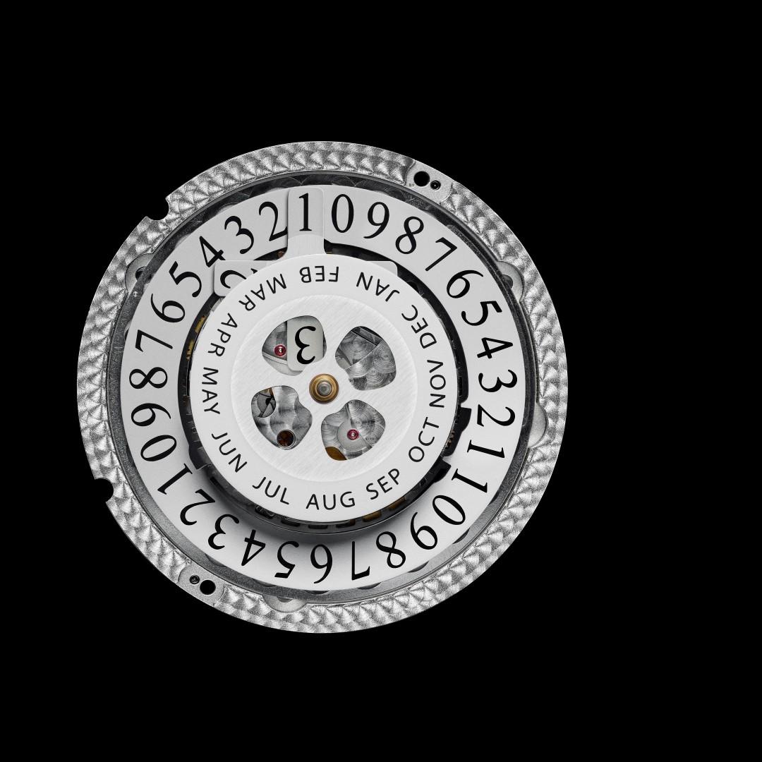 Rotonde de Cartier Calendario Anual Calibre 9908 MC