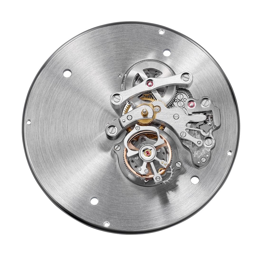 Rotonde de Cartier Tourbillon Lové Calibre 9458 MC frontal