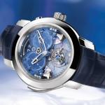 El azul imperial de Ulysse Nardin