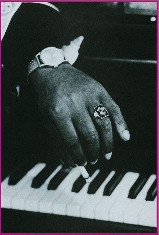 Anillo Thelonious Monk