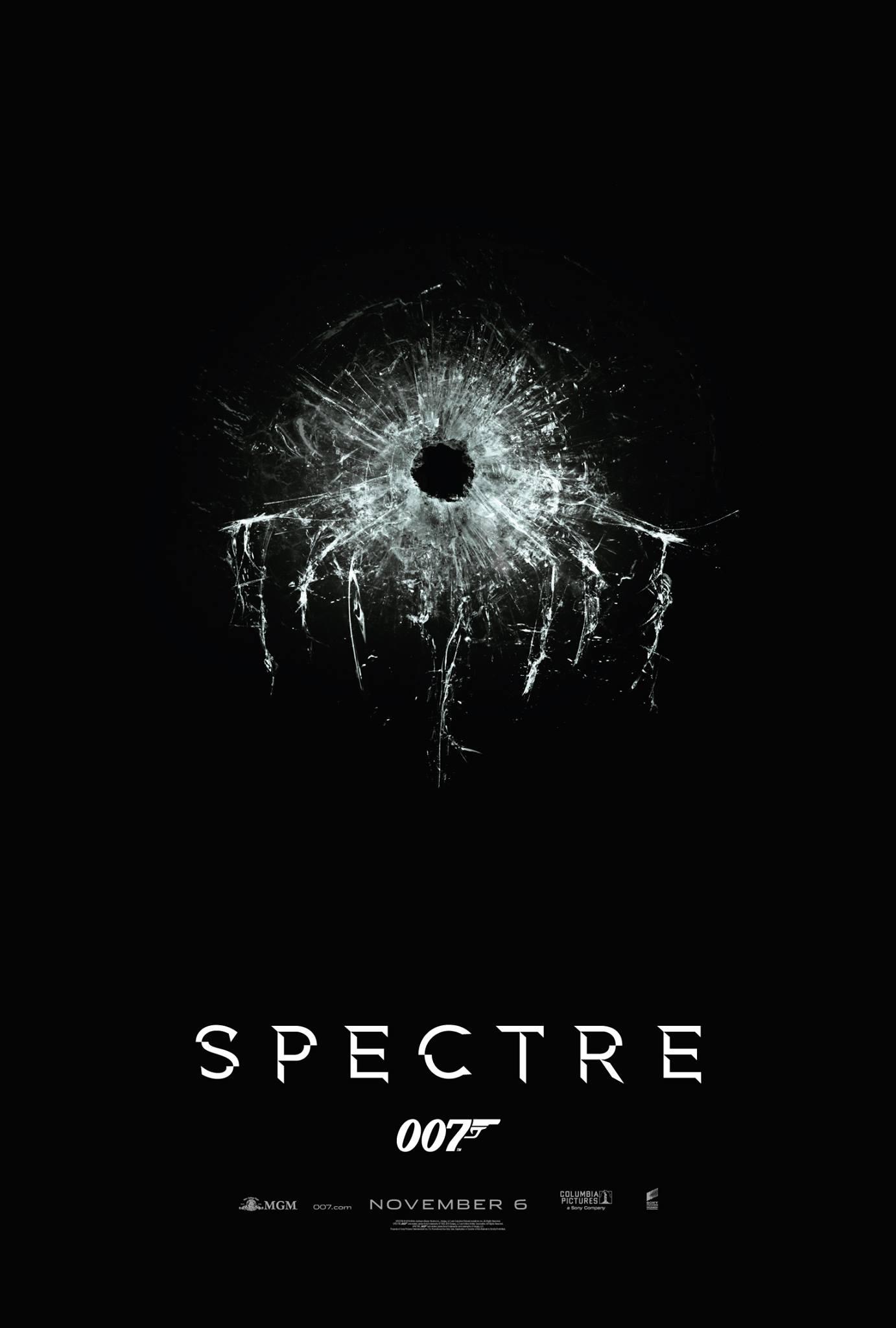 Cartel 007 Spectre