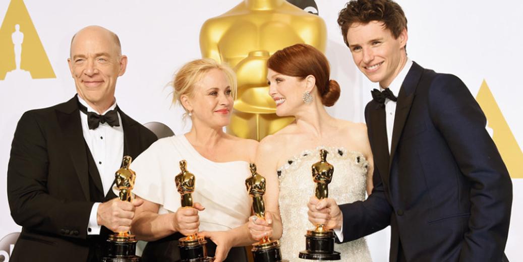 Ganadores Oscar