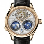 Collection Villeret Tourbillon Cylindrique Geosphères Vasco da Gama