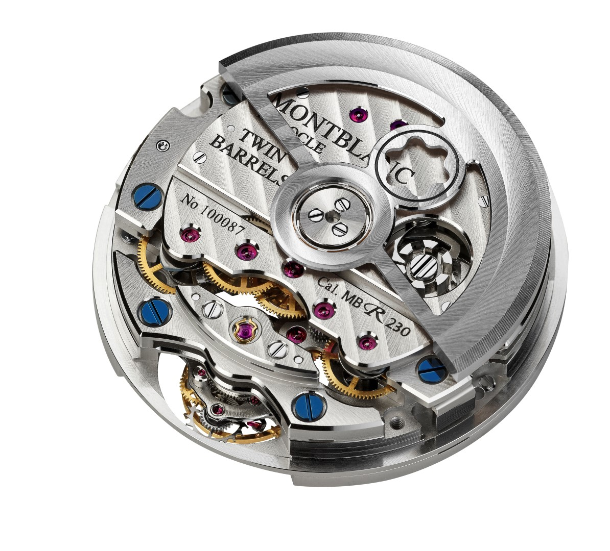MontBlanc & MDT Montblanc-Heritage-Chronométrie-ExoTourbillon-Calibre-MB-R230-oro-blanco