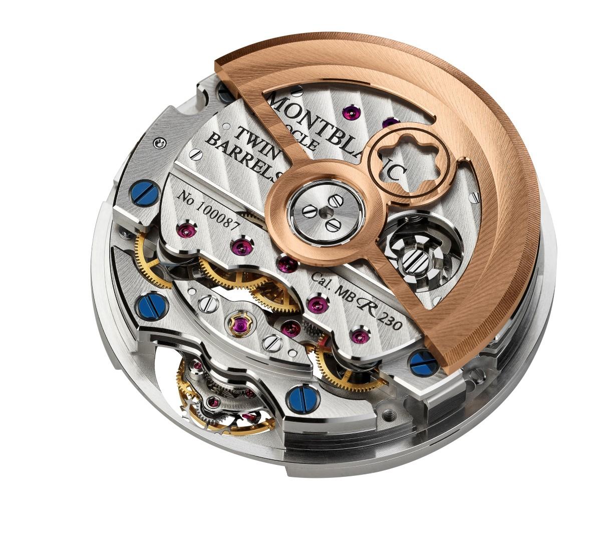 Montblanc Heritage Chronométrie ExoTourbillon - Calibre MB R230