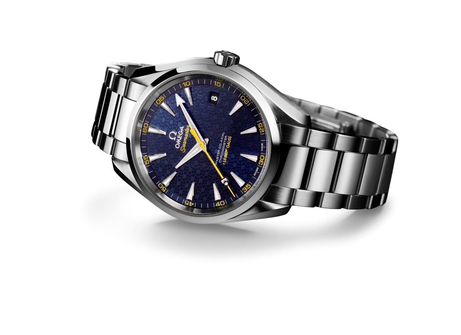 OMEGA Pre Basel Seamaster James Bond
