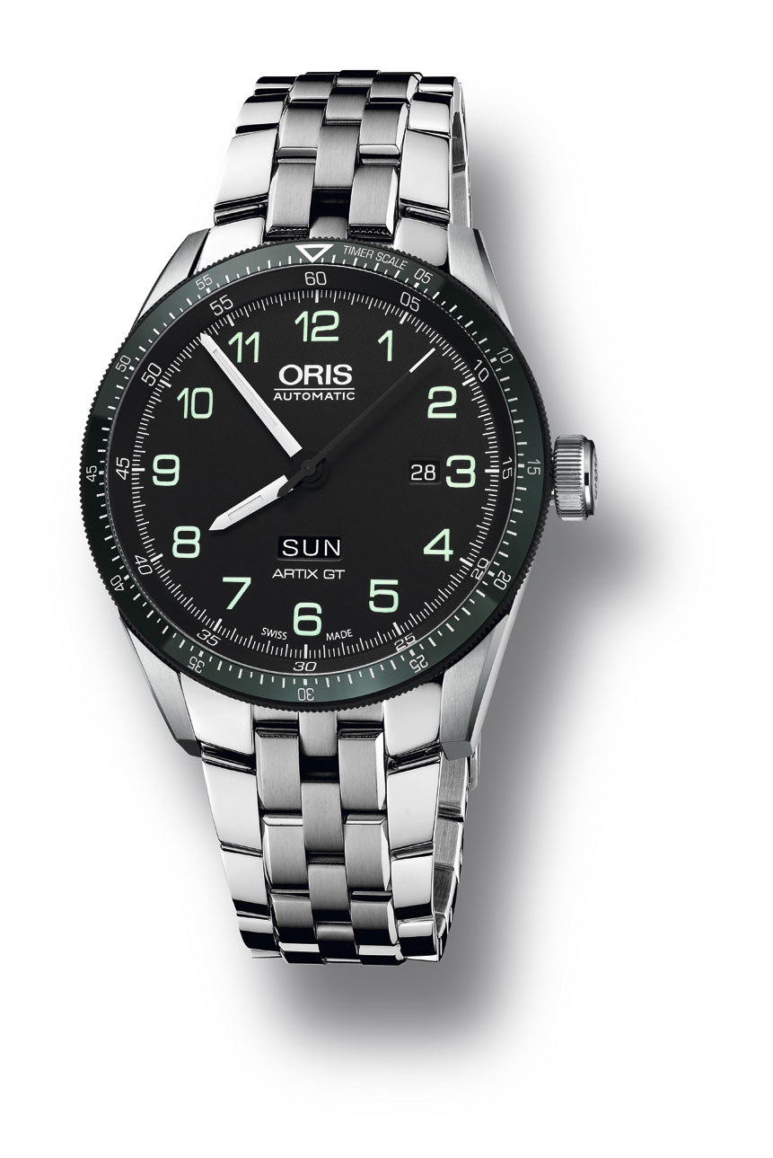 Calobra Day Date Limited Edition II acero