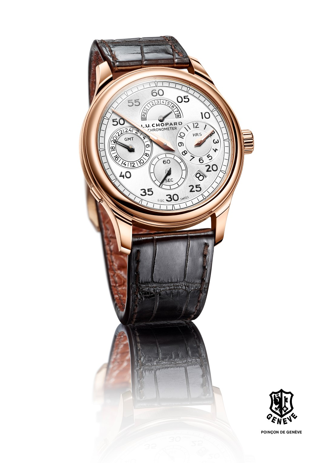 Chopard L.U.C Regulator frontal