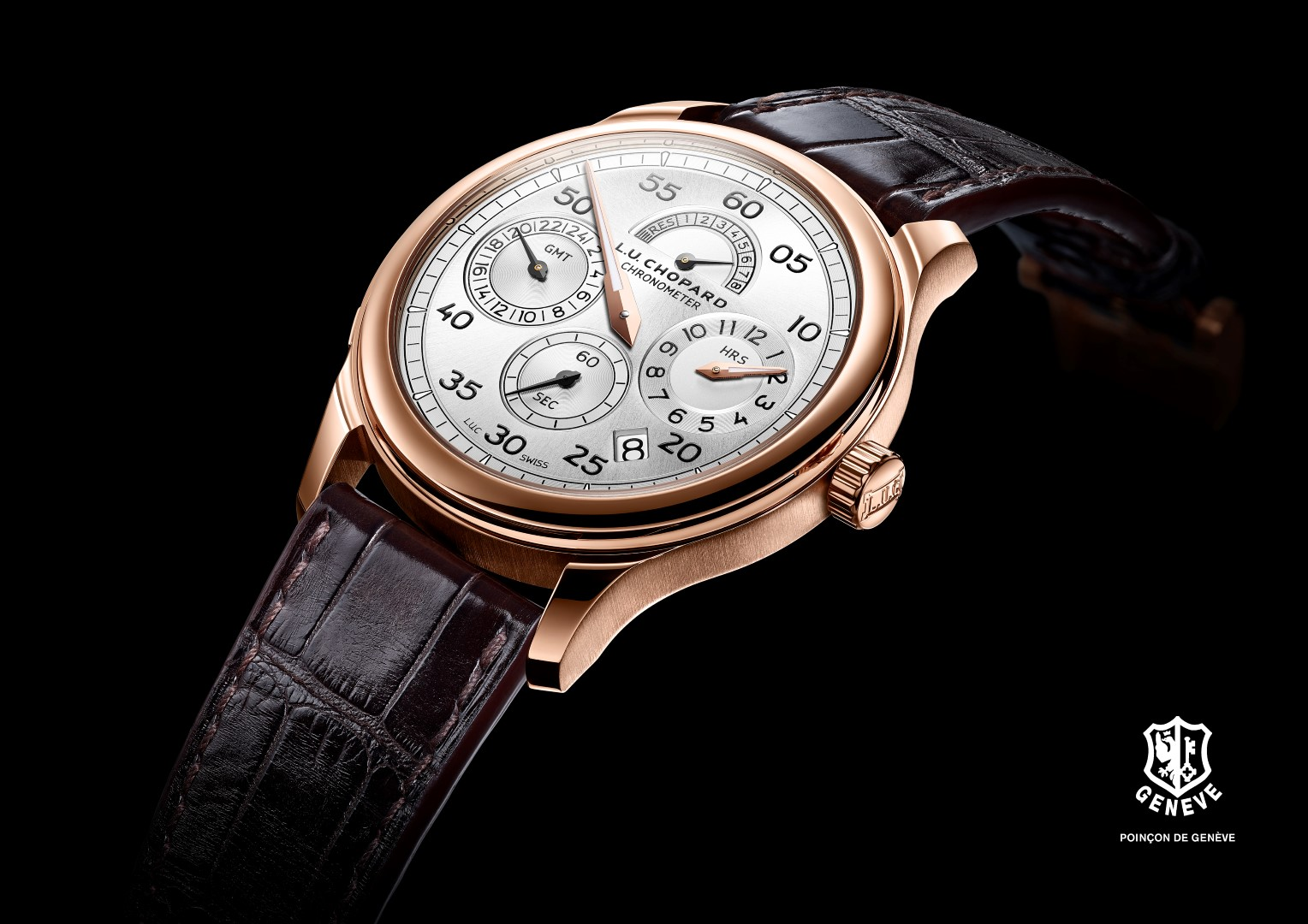Chopard L.U.C Regulator lateral