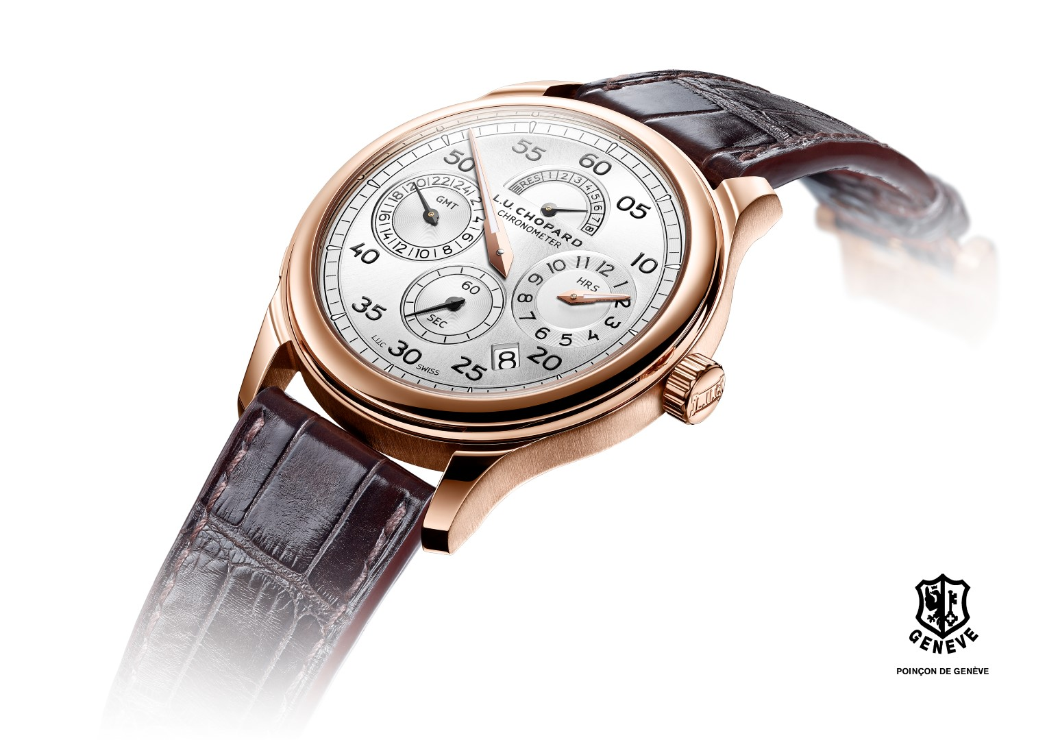 Chopard L.U.C Regulator perfil