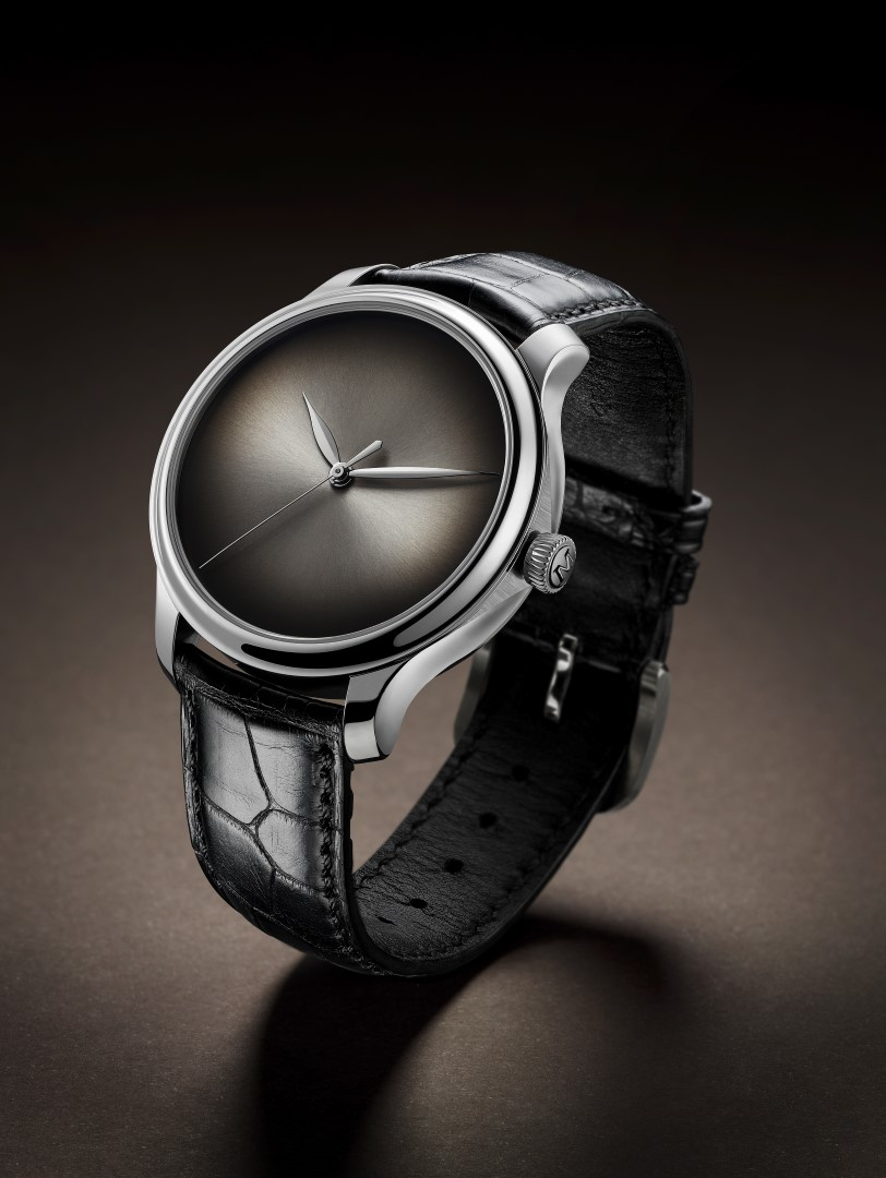 H. Moser Concept Watch frontal