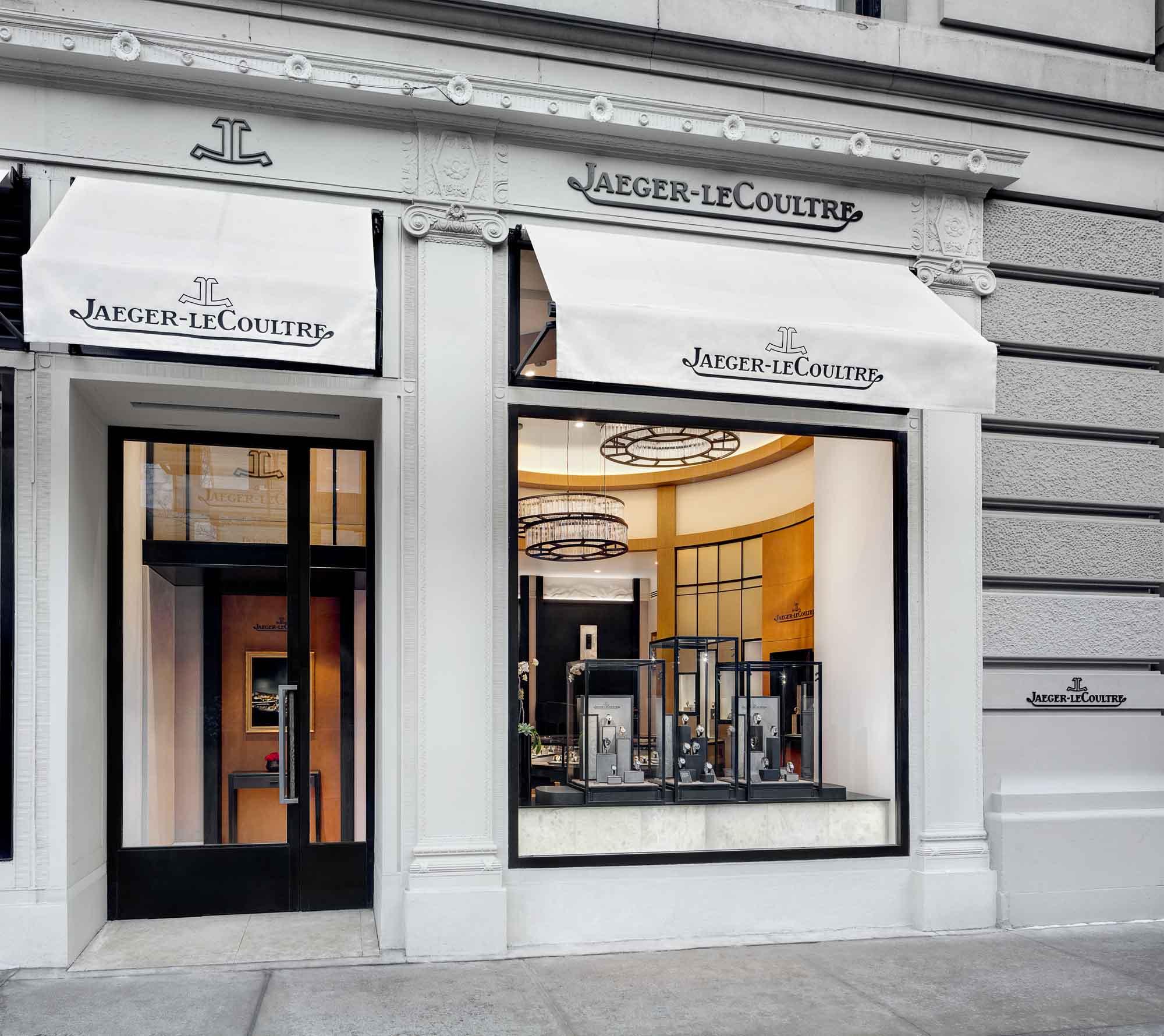 Jaeger-LeCoultre New York Boutique fachada