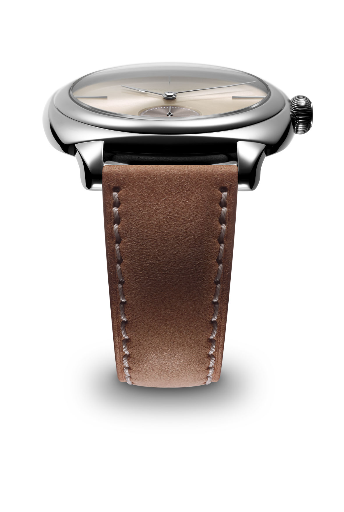 Laurent Ferrier Galet Square Dorado perfil