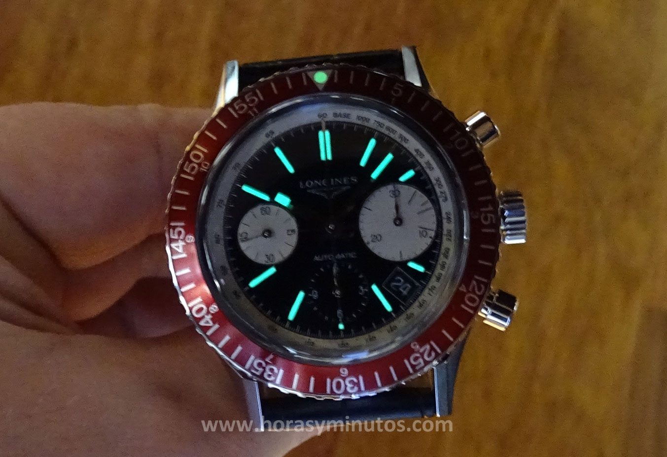 Longines Heritage Diver 1967 SuperLuminova